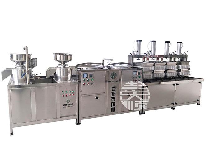 大型豆腐生产线设备