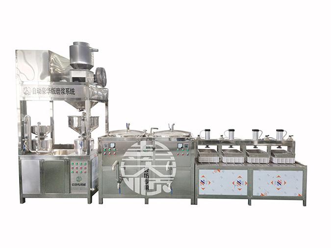 小型豆腐生产线