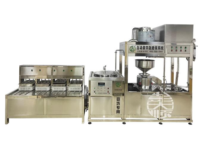 新型豆腐生产线