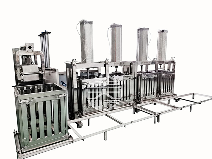 自动化豆腐干生产线