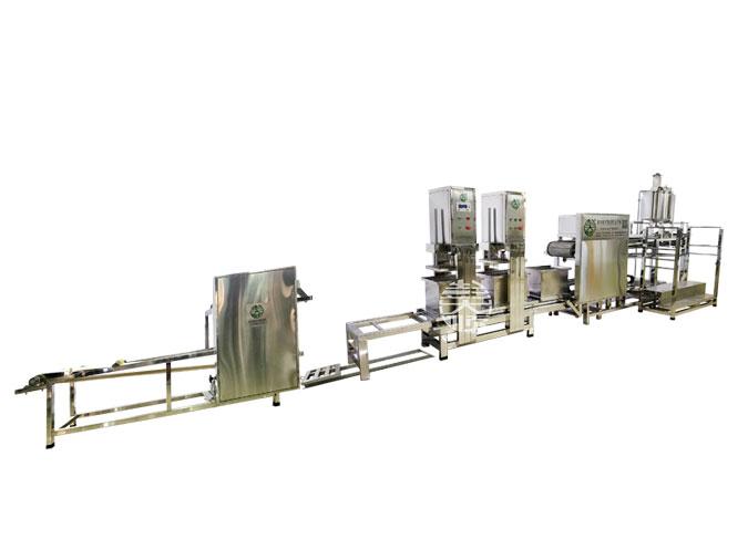 自动化豆制品设备,操作方便效率高