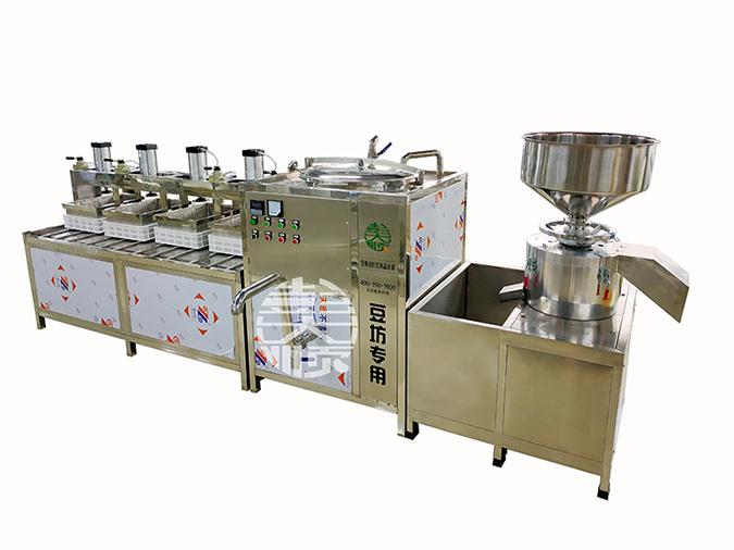 自动化豆制品设备