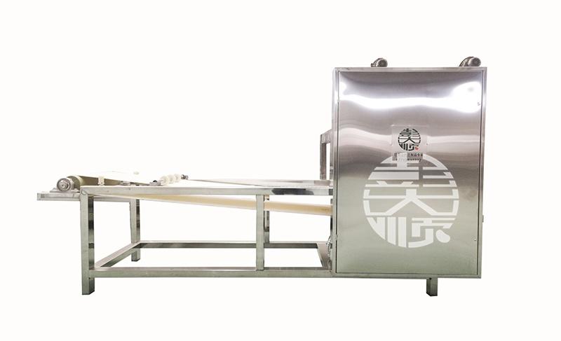 小型干豆腐机-自动双剥机