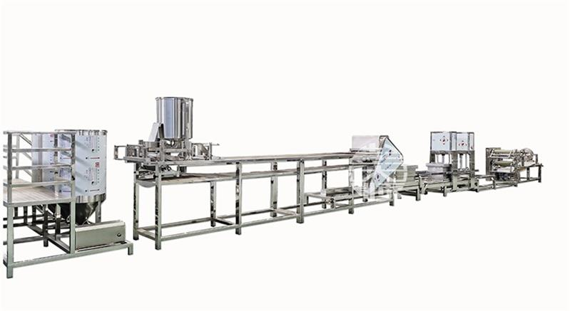 豆制品加工设备生产线
