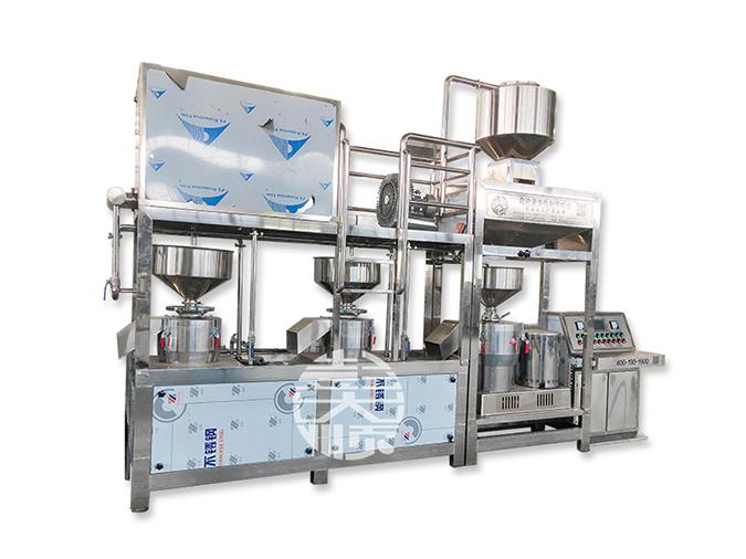 全自动豆制品生产线