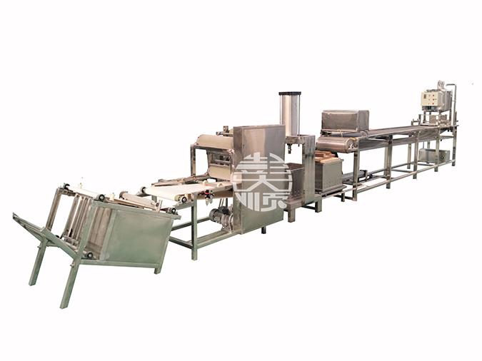 全自动豆腐干生产线